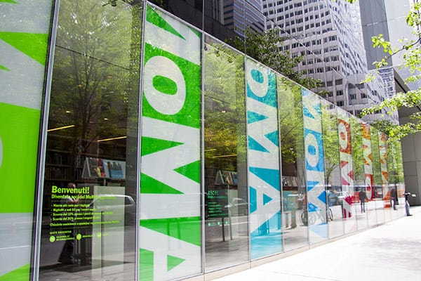 Relaxound - MoMa Museum in New York
